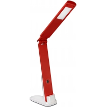Лампа настольная светодиодная DELUX TF-310 5 Вт LED красная