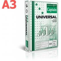 Бумага офисная CAPTAIN Universal А3 80 г/м2, 500 л., класс C
