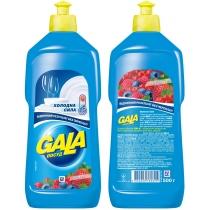 Средство для мытья посуды ягода GALA 500 мл