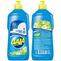 Средство для мытья посуды жидкость яблоко GALA 500 мл