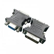 Кабель A-DVI-VGA-BK