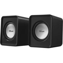Комп.акустика TRUST Leto 2.0 Speaker черный