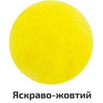 Шерсть для валяния кардочесана, Ярко-желтый, 10г, ROSA TALENT