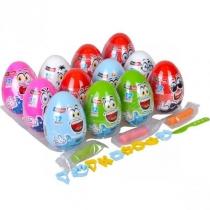 Яйцо сюрприз 12 элементов (3х20 г)