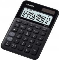 Калькулятор настольный Casio, 12 разрядов, черный, размер 149.5*105*22.8 мм