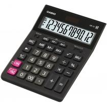 Калькулятор настольный Casio, 12 разрядов, размер 209*155*34.5 мм