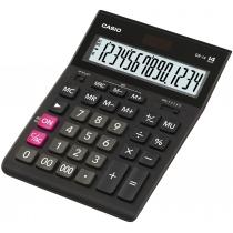 Калькулятор настольный Casio, 14 разрядов, размер 210*155*34.5 мм