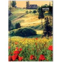 """Блокнот """"Nature of Ukraine"""", А4, твердая полноцветная обложка , 96 л.,  плотность бумаги - 65 г/м2,"""