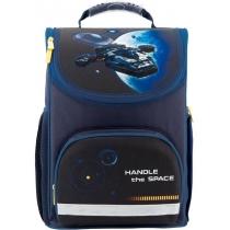 Рюкзак шкільний каркасний 701 Space trip