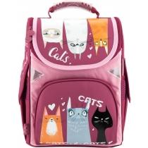 Рюкзак школьный каркасный 5001S-9