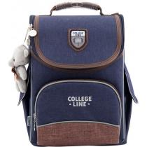 Рюкзак школьный каркасный 501 College line-1