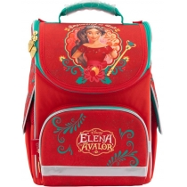 Рюкзак школьный каркасный 501 EL  (+ подарок)