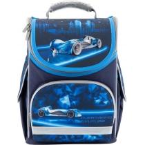Рюкзак школьный каркасный 501 Futuristic  (+ подарок)