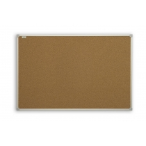 Доска пробковая в рамке C-line, 200x100 см