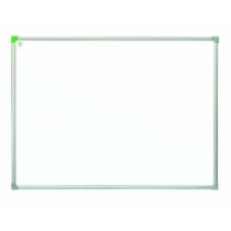 Доска магнитная, алюминиевая рамка EcoBoard, поверхность магнитная, 80x60 см