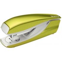 Степлер металлический Leitz New NeXXt WOW, зеленый металлик, cкоба №24/6, 26/6