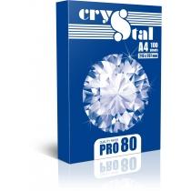 Бумага Crystal Pro 80 A4 80  г/м2, 100 арк.