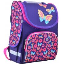 Рюкзак PG-11 каркасный Butterfly pink