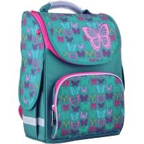 Рюкзак PG-11 каркасный Butterfly turquoise