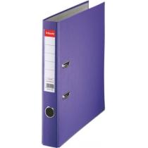 Папка-регистратор Esselte ECO А4 50мм фиолетовая