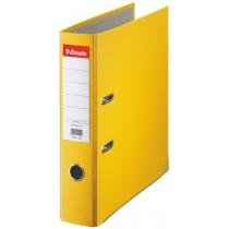 Папка-реєстратор Esselte ECO А4 75мм , колір жовтий