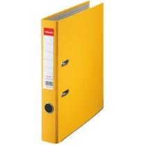 Папка-регистратор Esselte ECO А4 50мм желтая