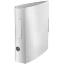 Папка-регистратор Leitz Active Style 180°, 82мм, арктический белый