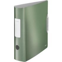 Папка-реєстратор Leitz Active Style 180°, 82мм, колір арктичний зелений