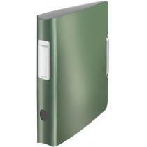 Папка-регистратор Leitz Active Style 180°, 60мм, зеленый