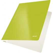 Швидкозшивач Leitz WOW, 250листів, А4, колір зелений металік