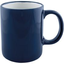 Чашка керамическая ARENA Economix promo цилиндр 300мл, синяя