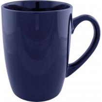 Чашка керамічна SUNNY Optima promo 350мл, синя