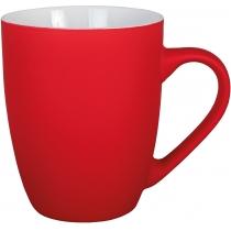 Чашка фарфоровая NEON Optima promo 300мл, красная