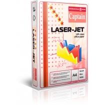 Бумага Captain Laser-jet А4 80г/м2, 500 лист. (клас А)