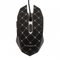Игровая мышь GREENWAVE GM-3262, черный