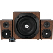 Комплект акустики TRUST Vigor 2.1 Subwoofer Speaker Set - brown