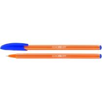 Ручка масляная ECONOMIX CITY 0,7 мм, синяя