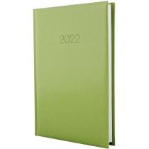 Ежедневник датированный 2020, FLASH, фисташковый, А5