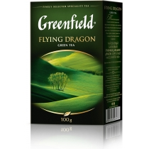 Чай Greenfield Flying Dragon 100 г зеленый китайский
