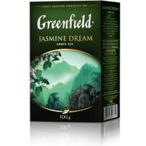 Чай Greenfield Jasmin Dream 100 г зеленый китайский с ароматом жасмина