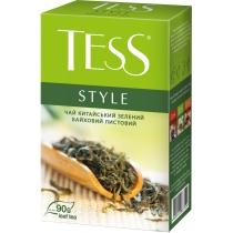 Чай TESS Style 90 г зелений китайський