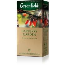 Чай Greenfield Barberry Garden 25 шт х 1,5 г черный кенийский с ягодами барбариса