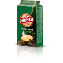 "Кава мелена Жокей ""Класичний"", 225 г"