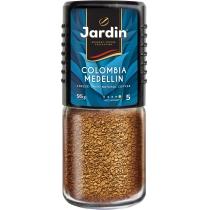 "Кава розчинна Jardin ""Colombia Medellin"" 95 г банка скло"