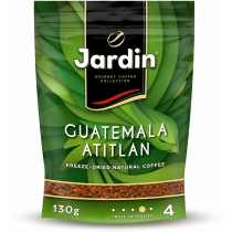 """Кава розчинна Jardin """"Guatemala Atitlan"""" 130 г  економ упаковка"""