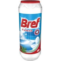Средство чистящее универсал: порошок BREF 500 г с Активным хлором, Хвоя