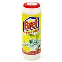 Засіб чистячий BREF порошок  500 г лимон