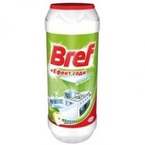 Средство чистящее BREF порошок 500г яблоко