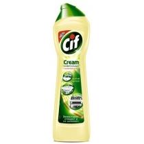 Крем для чистки универсальный Cif Актив Лимон 500 мл