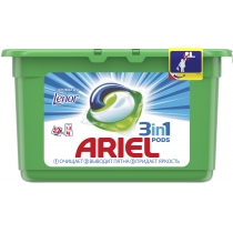 Капсулы для стирки ARIEL Touch of Lenor Fresh 12 шт х 27 г